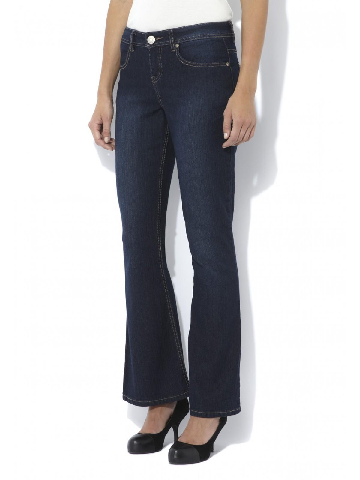 Womens Bootcut Jeans (Short Length) | Peacocks