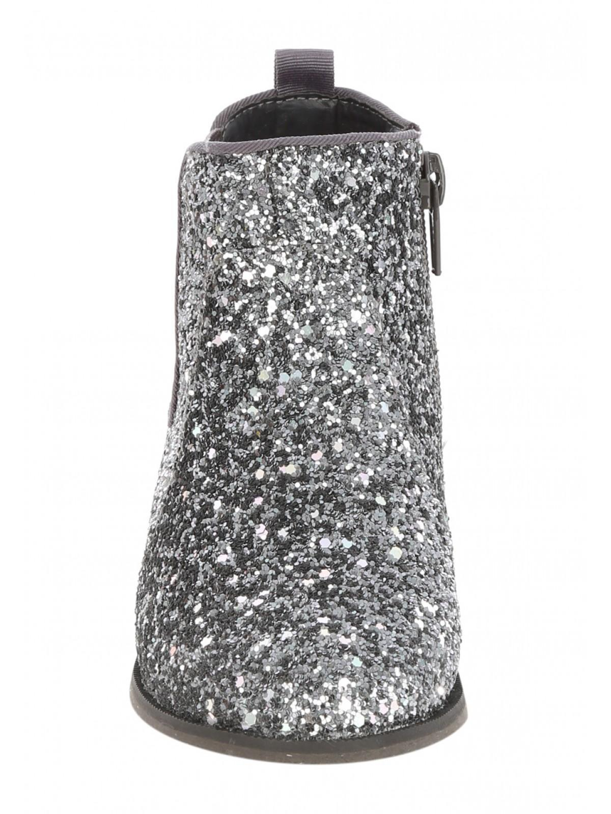 Girls Younger Girls Glitter Chelsea Boots | Peacocks