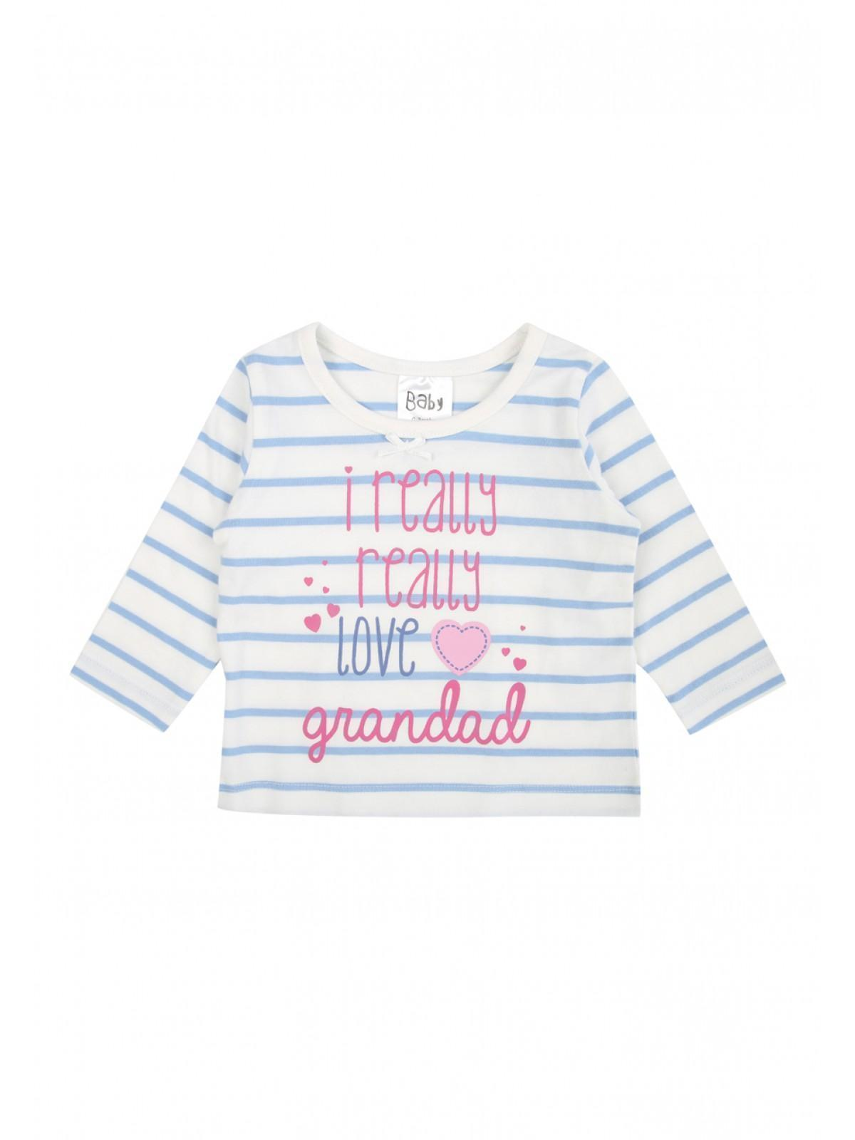c1131c92f Home; Baby Girls Long Sleeve Grandad Top. Back. PreviousNext