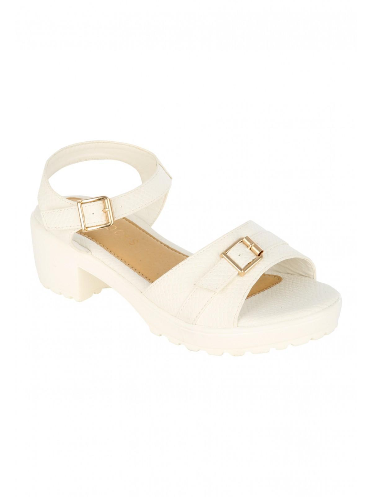 9c130c2ad94 ... White Block Heel Sandals. Back. PreviousNext