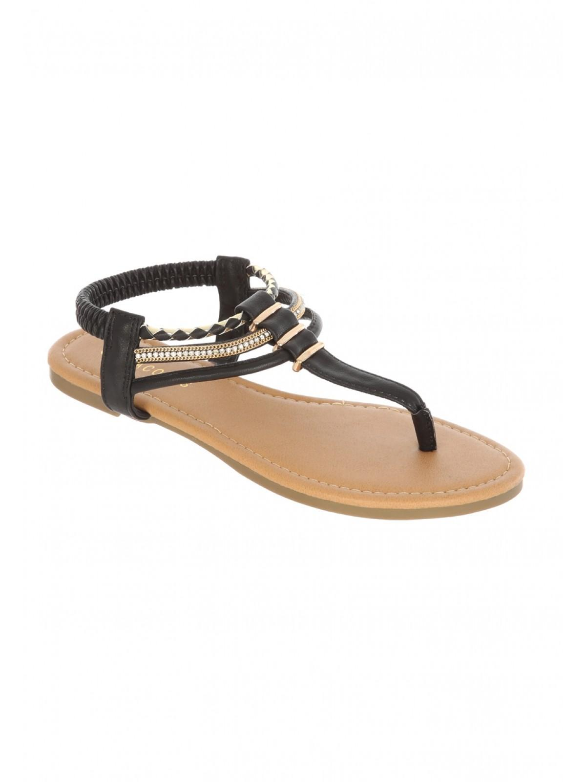 Sandale Entredoigt Linge Tokyo 6QFMVTVlOd