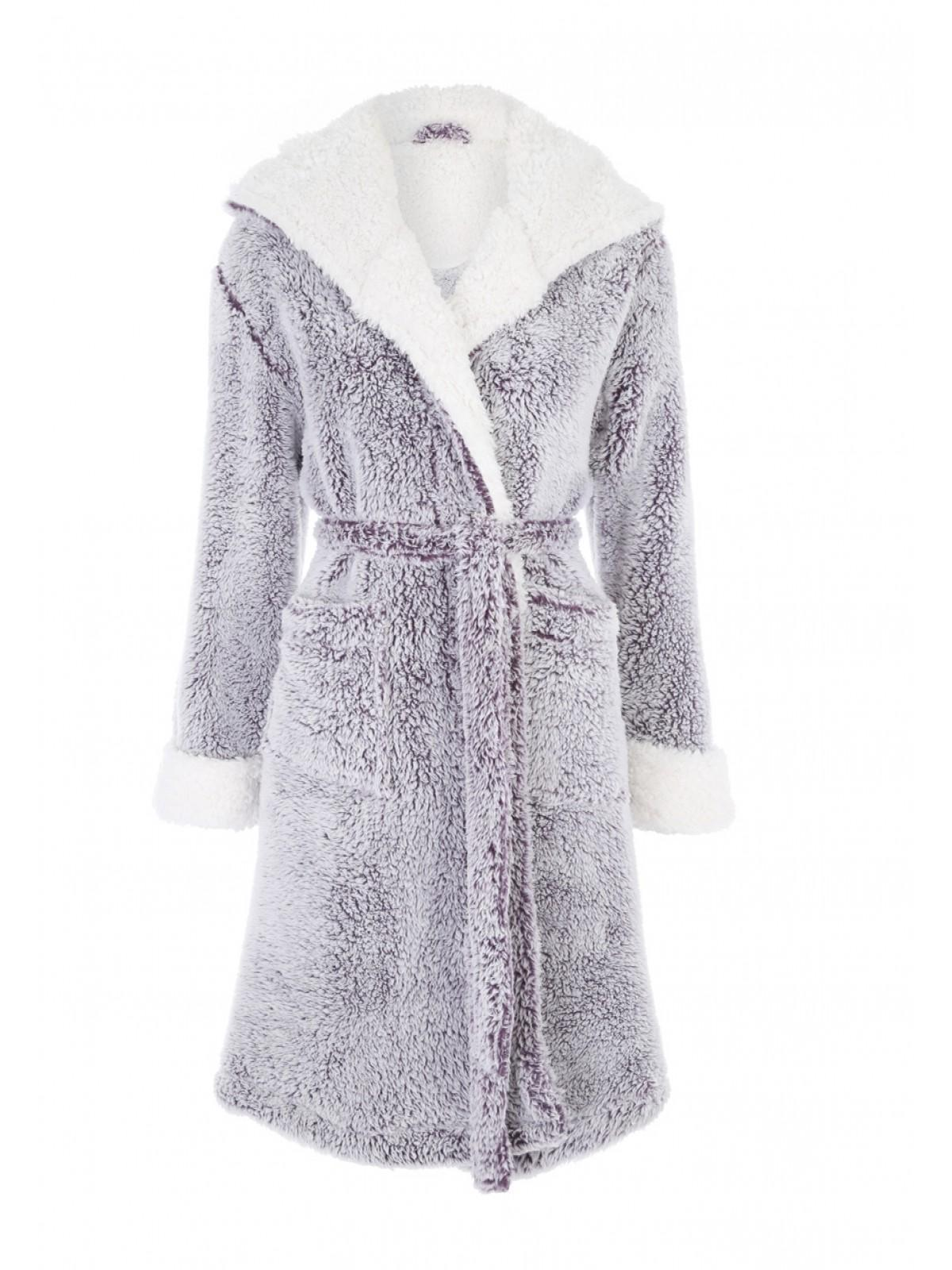 4774512f7a7f0 Home  Womens Light Purple Dressing Gown. Back. PreviousNext
