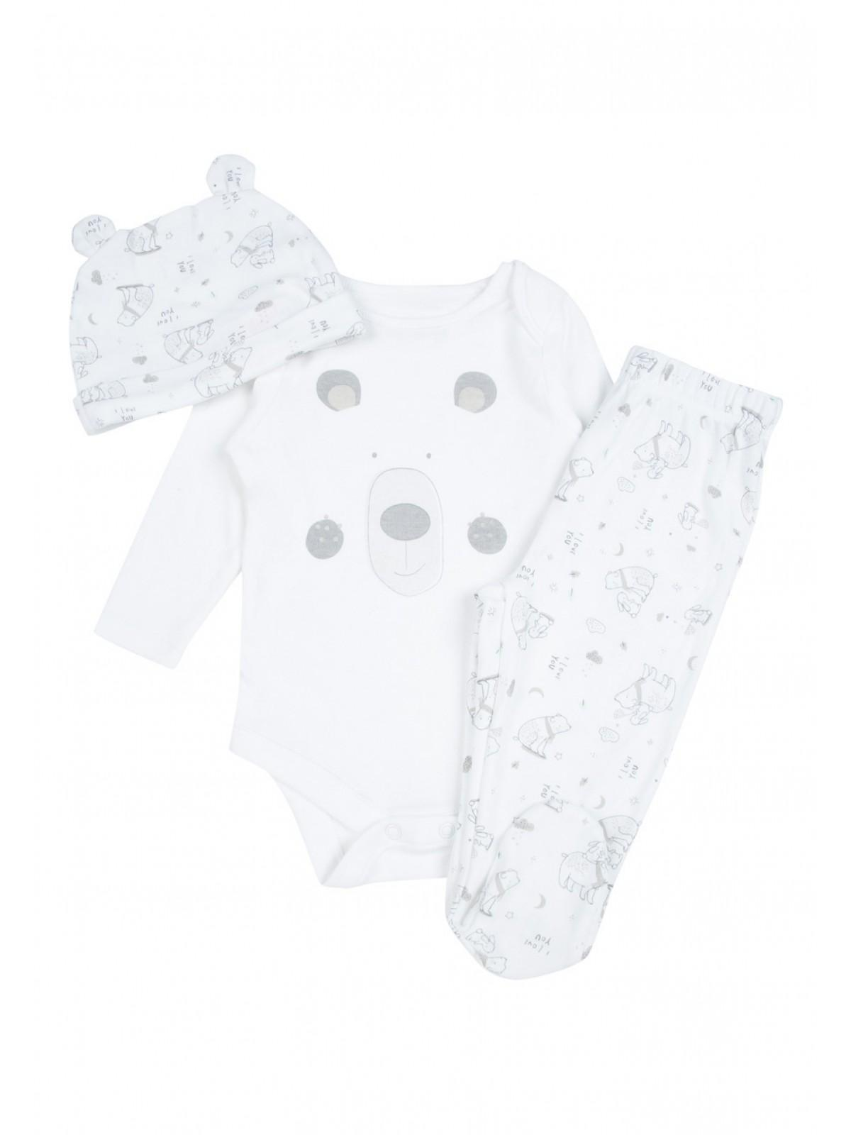 This cute sleepsuit is an essential gift for any mum to be.