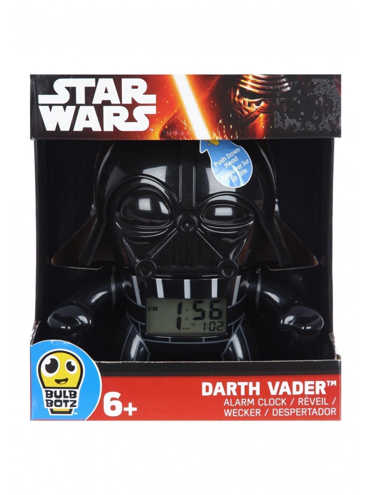 Black Star Wars Clock