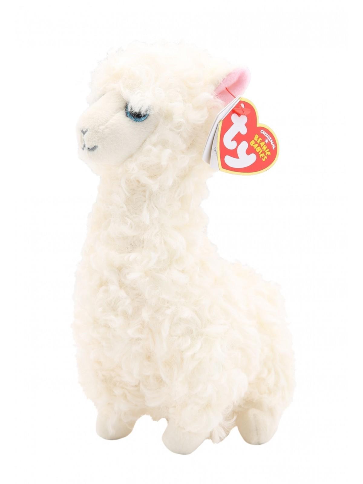 Kids TY Beanie Baby Lily Soft Toy  227879c7c8b4