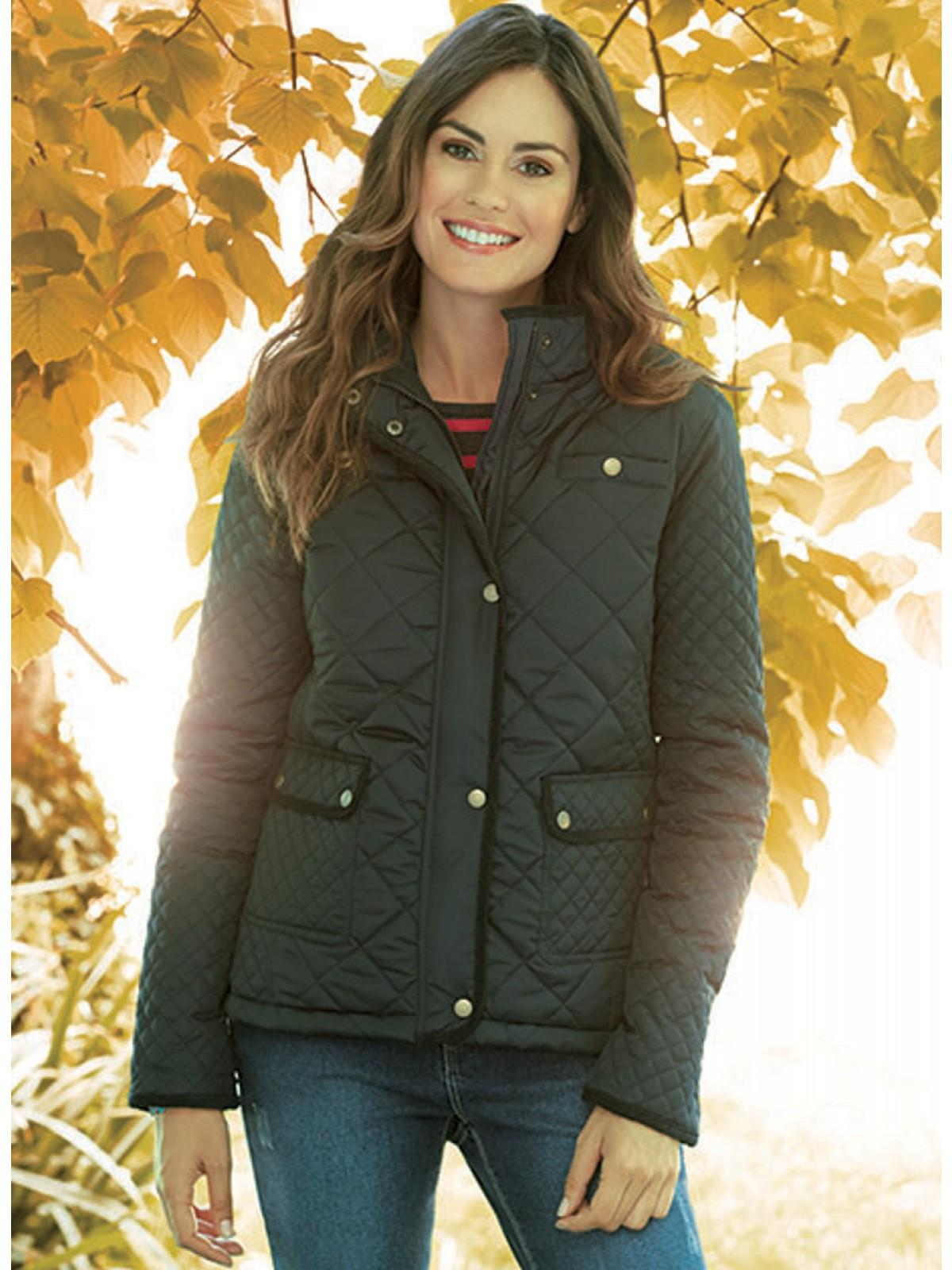 Womens Quilted Jacket | Peacocks