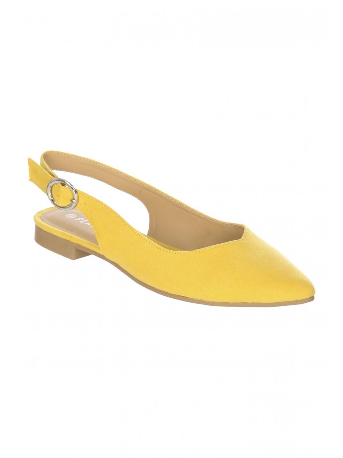 e73a4019fe55a Home; Womens Mustard Slingback Flats. Back. PreviousNext