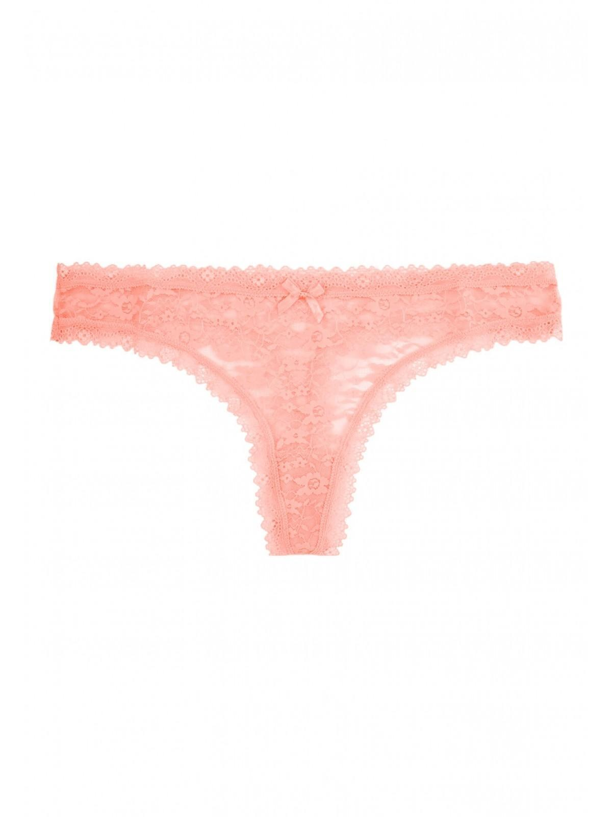 3563c5371289 Home; Womens Coral Lace Thong. Back. PreviousNext