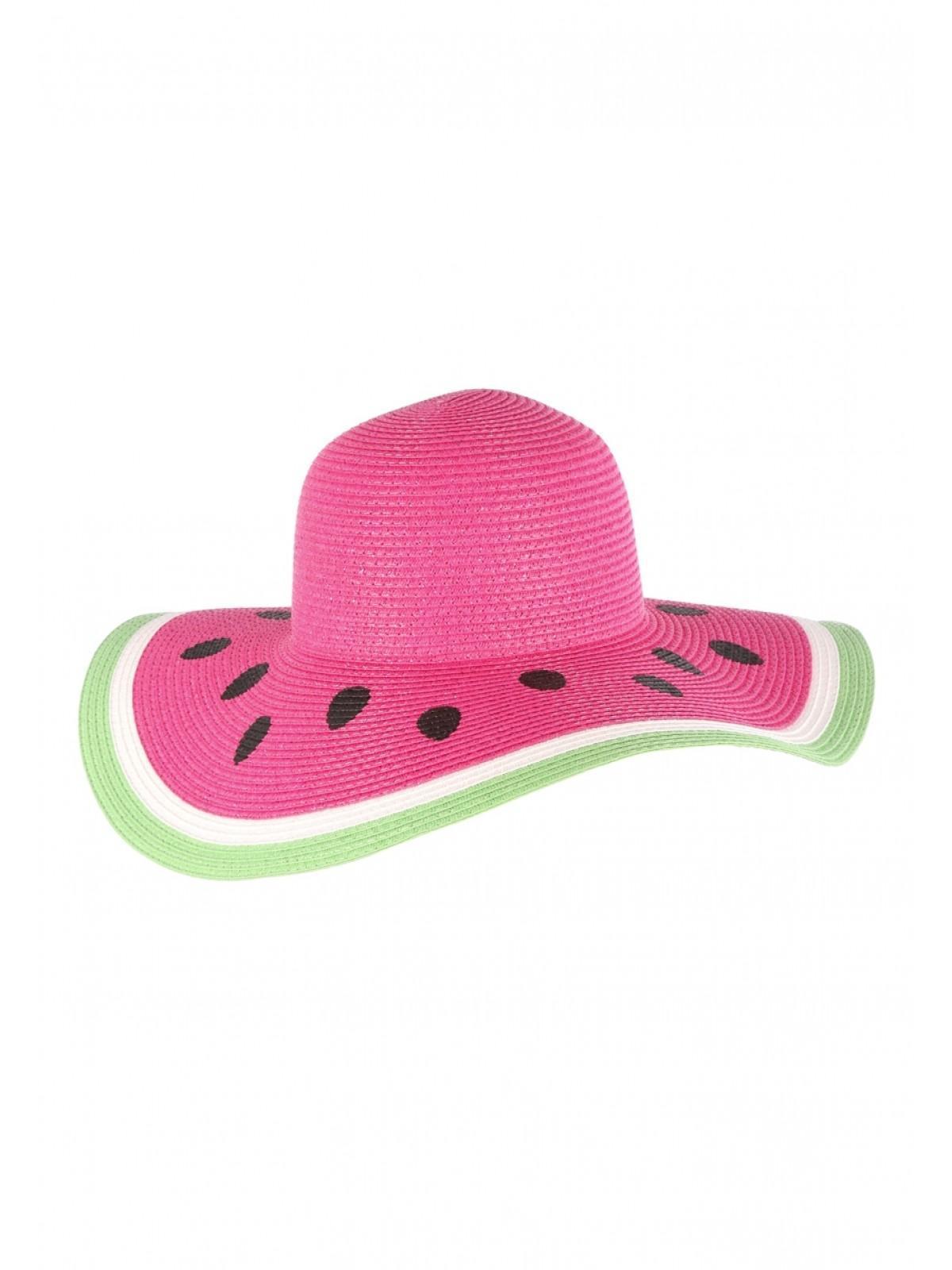 88c3762b Womens Pink Melon Straw Hat | Peacocks