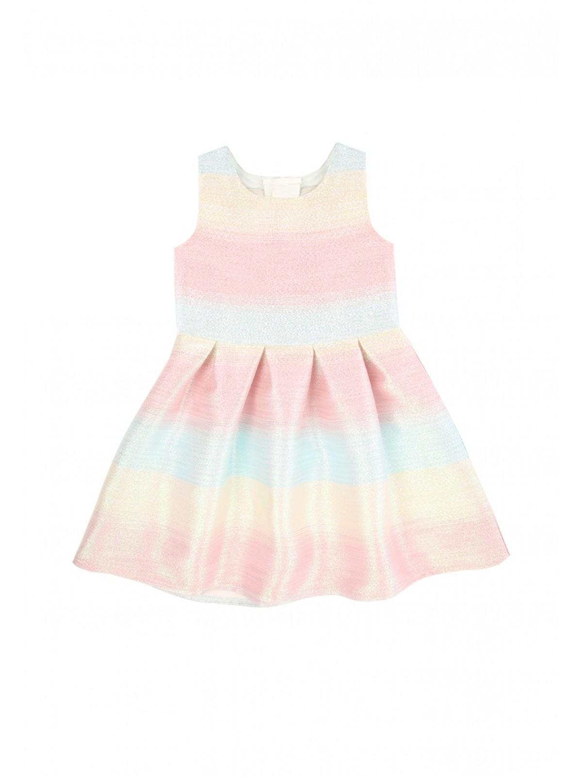 6760e150604a8 Home; Younger Girls Rainbow Party Dress. Back. PreviousNext