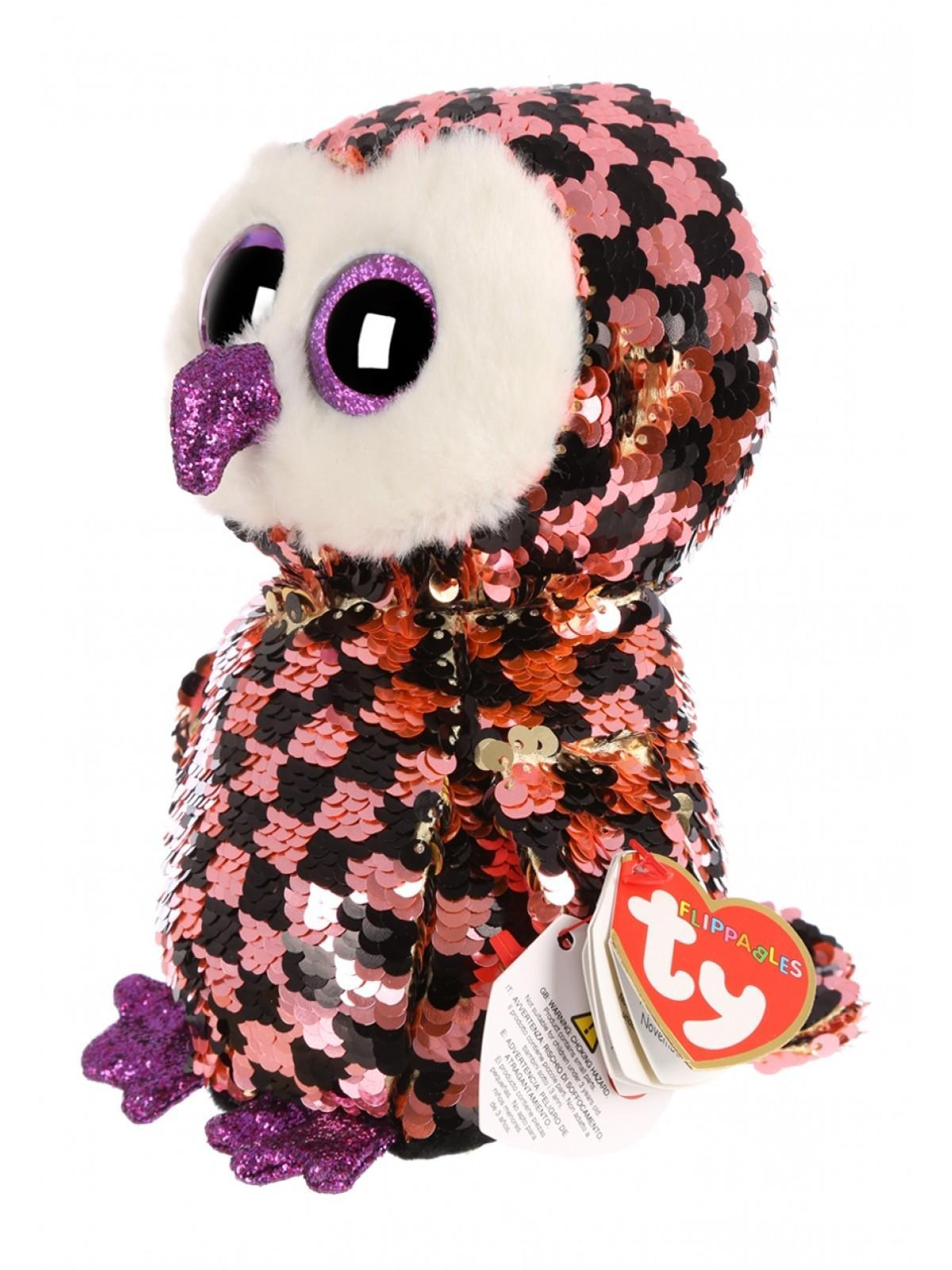 d4f65eb7a Kids TY Beanie Baby Checks Flippable Sequin Toy