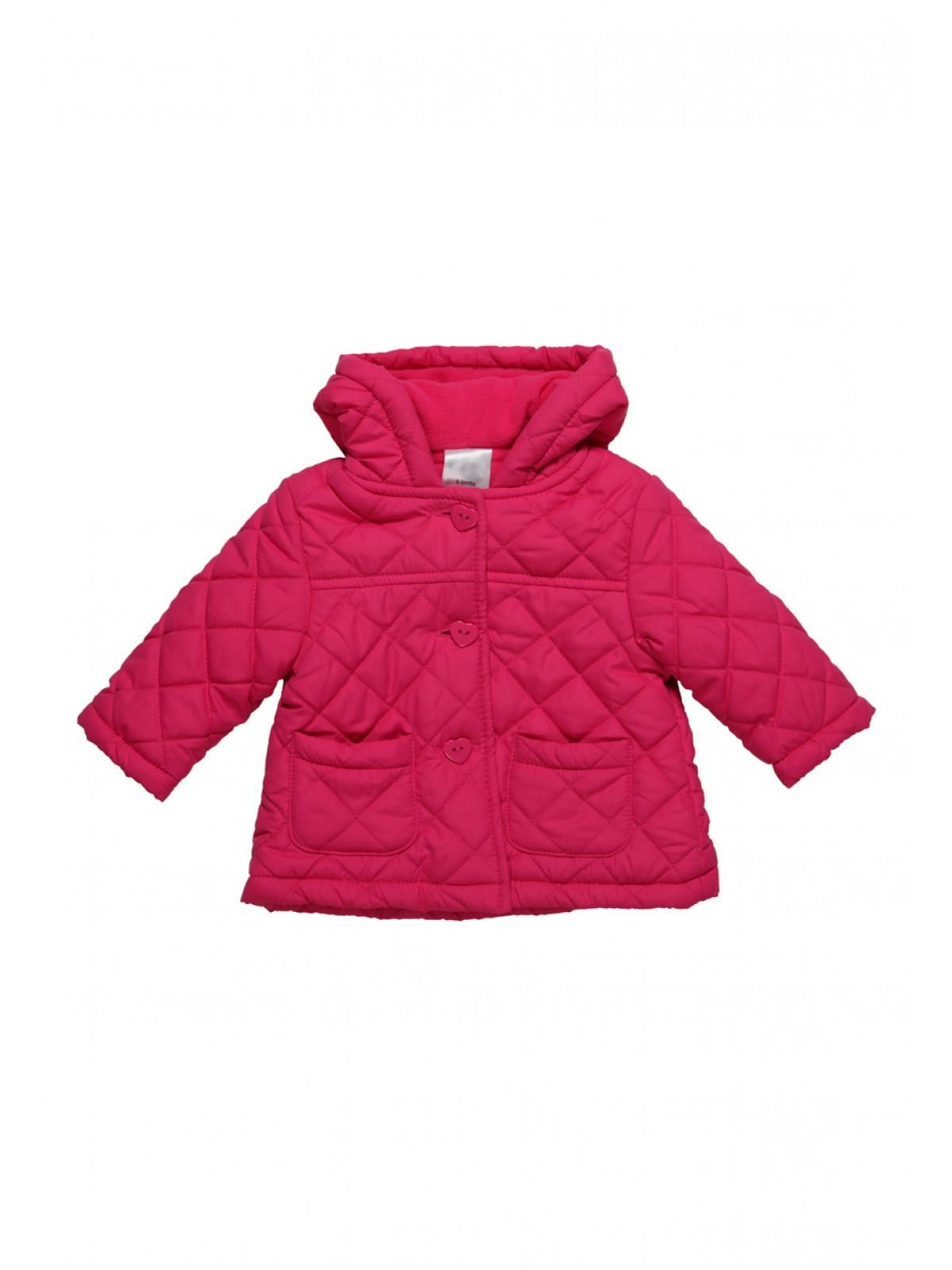 13ed981f0 Girls Baby Girls Quilted Jacket