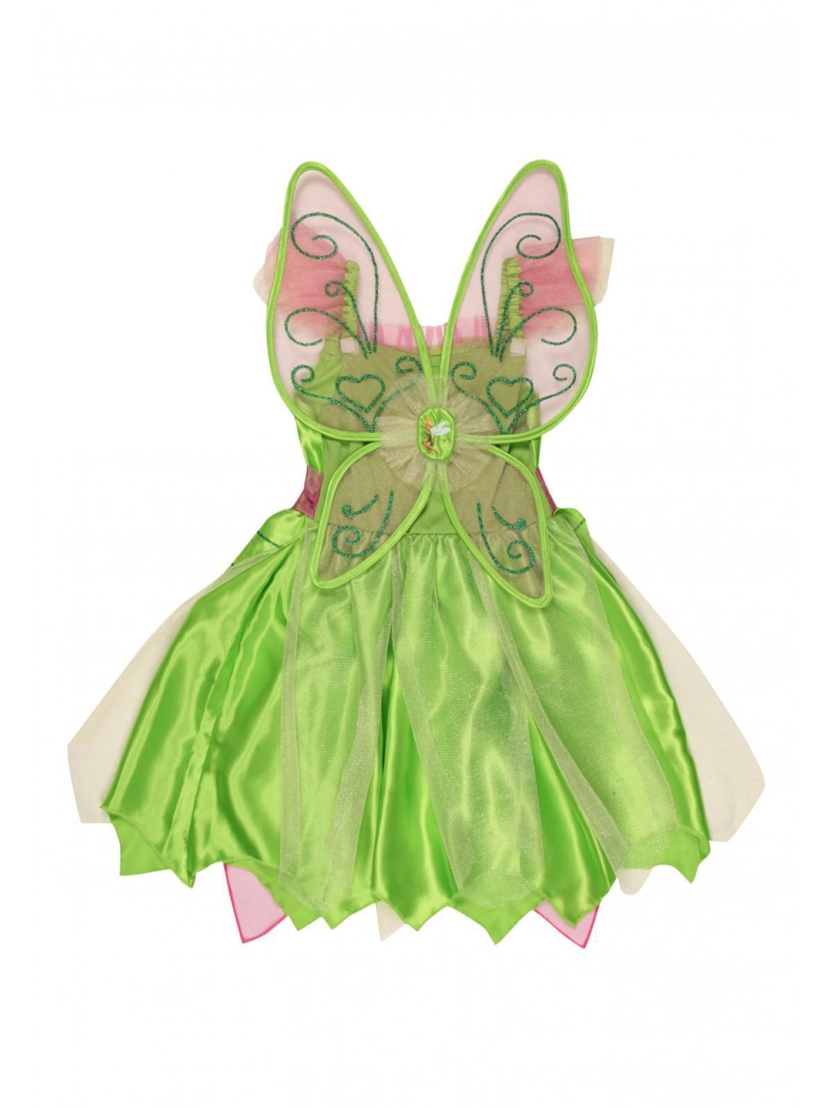 PreviousNext Zoom  sc 1 st  Peacocks & Girls Tinkerbell Dress Up | Peacocks