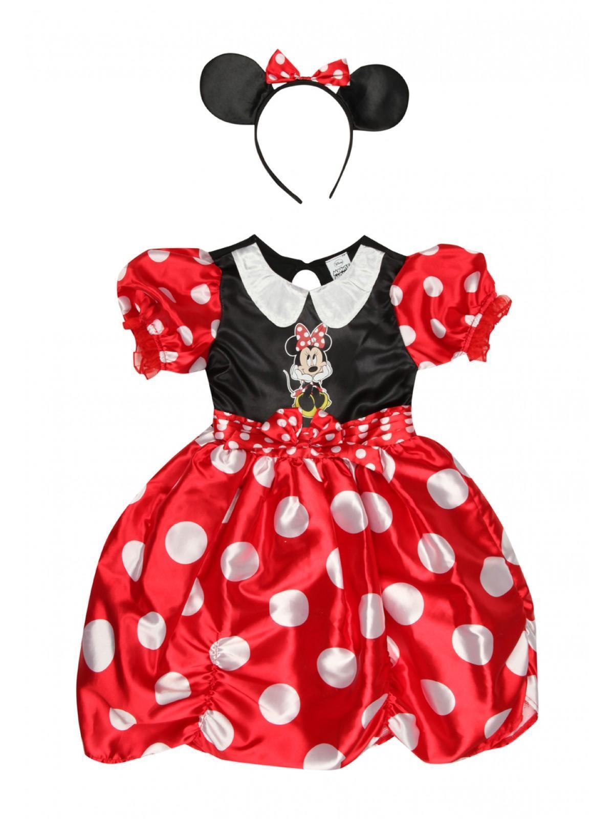 PreviousNext Zoom  sc 1 st  Peacocks & Girls Kids Disney Minnie Mouse Dress Up   Peacocks