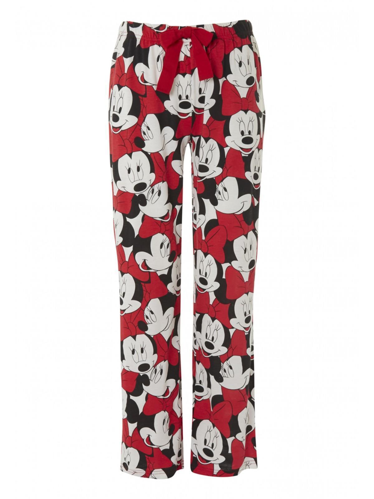 Womens Minnie Mouse Pyjama Bottoms | Peacocks