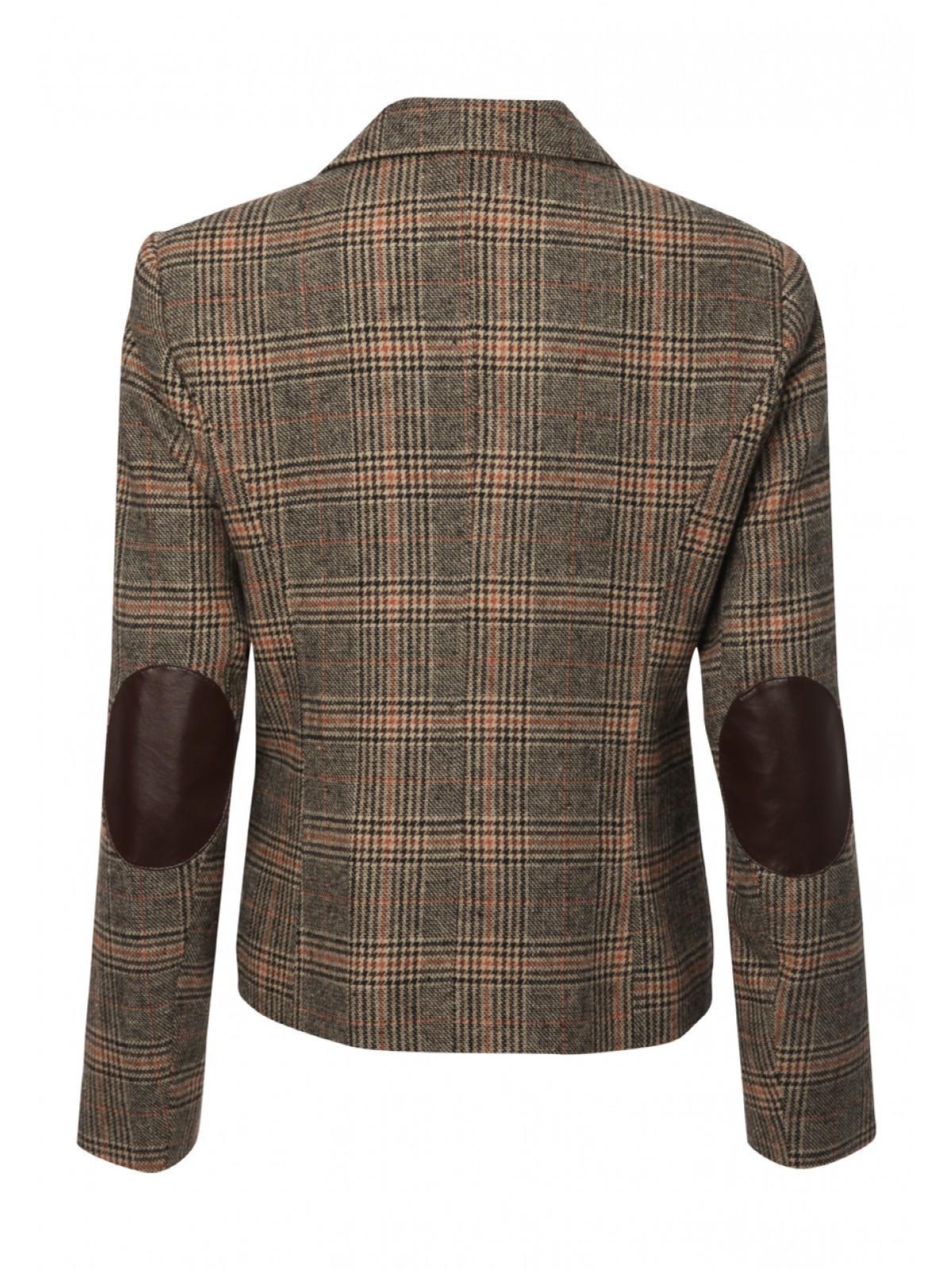 Tweed Jacket For Women Varsity Apparel Jackets