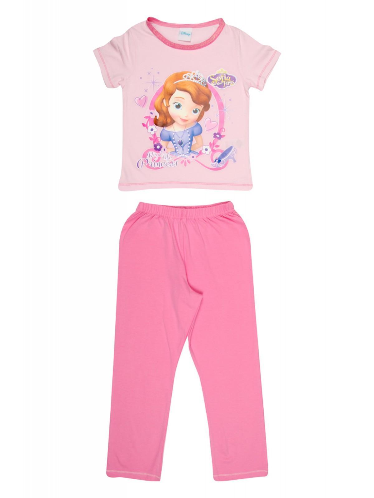e035585773 Girls Younger Girls Disney Sofia The First Pyjama Set