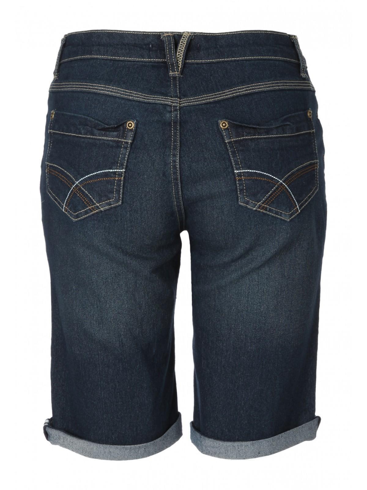 Long Denim Shorts For Women