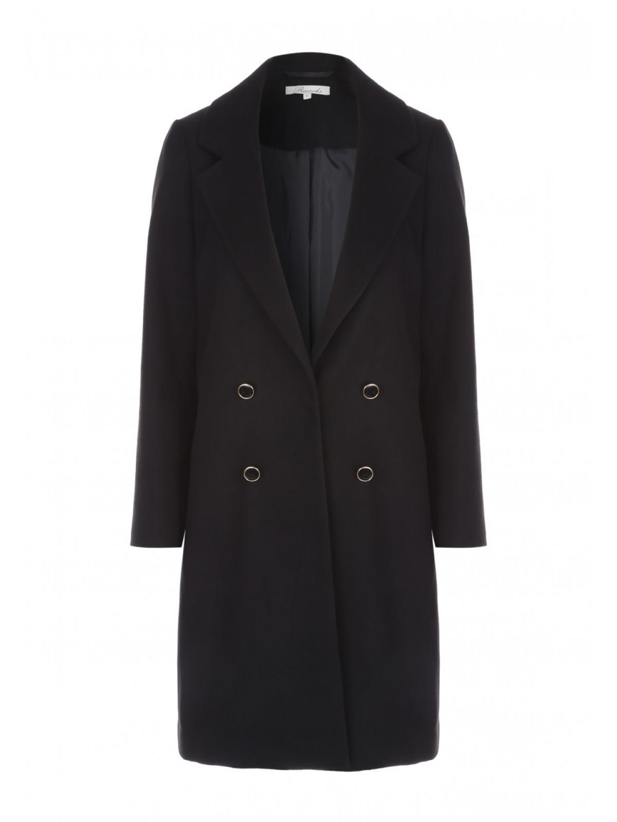 Black military coat uk
