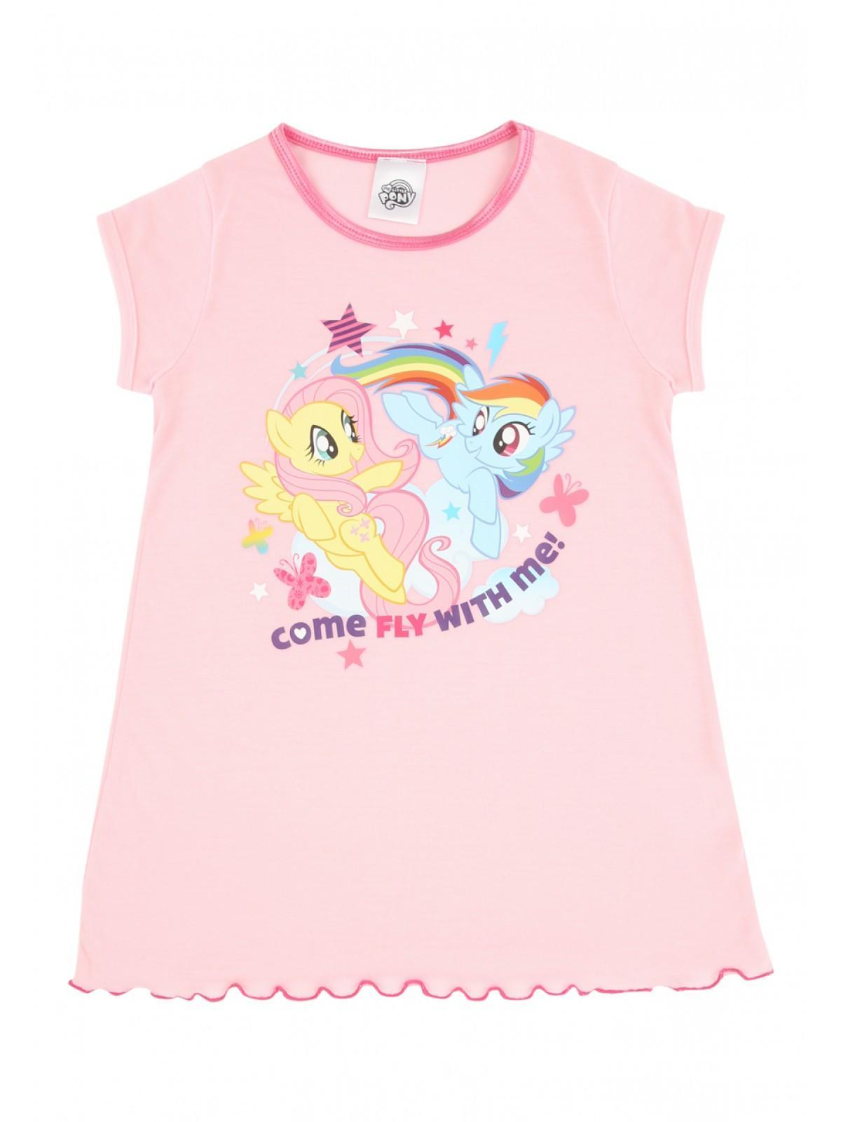ea0a5d03b09c3 Home; Girls Hot Pink My Little Pony Nightdress. Back. PreviousNext