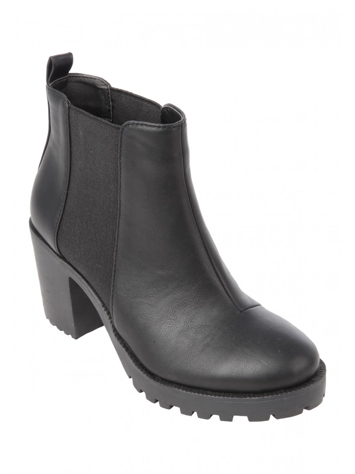 0cfe5f9af9d Womens Cleat Sole Boots