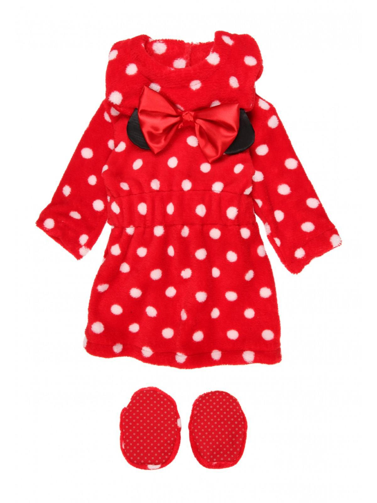 84a502179 Home; Baby Girls Minnie Mouse Robe & Booties. Back. PreviousNext