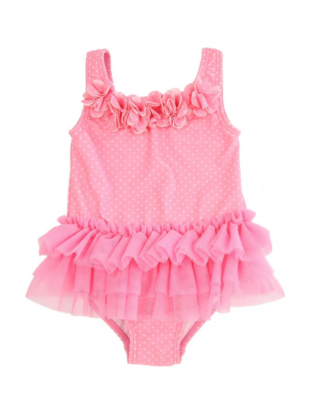 0bd45f9cda Home; Baby Girl Pink Tutu Swimsuit. Back. PreviousNext
