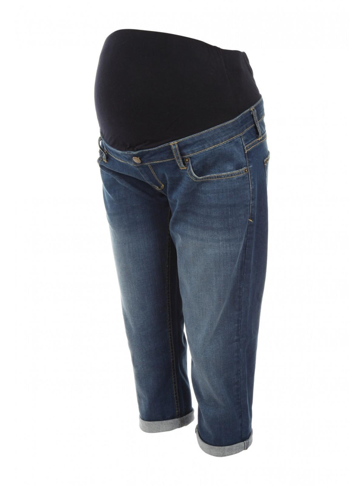 Womens Maternity Crop Jeans | Peacocks