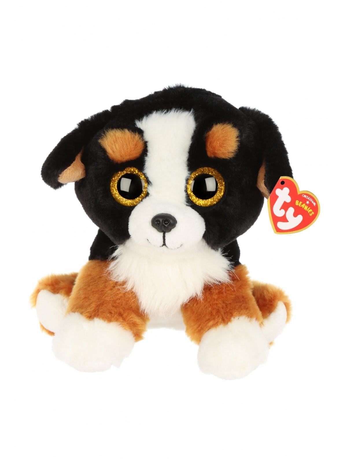 ... affordable price 8482e 0916e Girls TY Beanie Baby Plush - Roscoe the Dog  Peacocks ... 689c20ad2116
