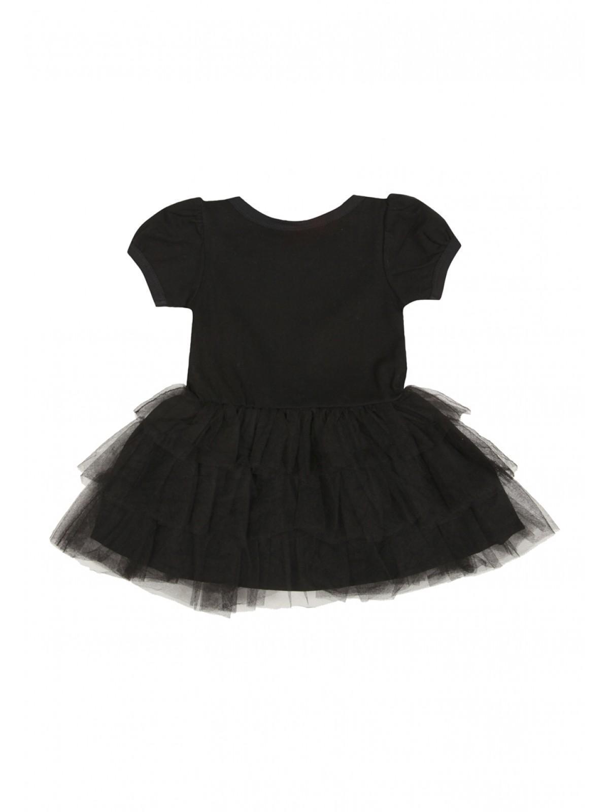 Girls Baby Birl Little Black Dress