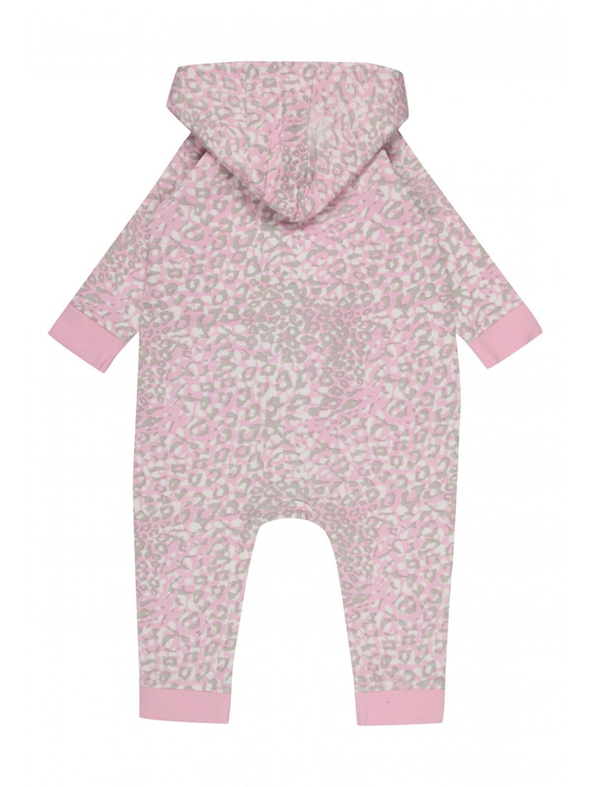 Girls Baby Girls Hooded esie