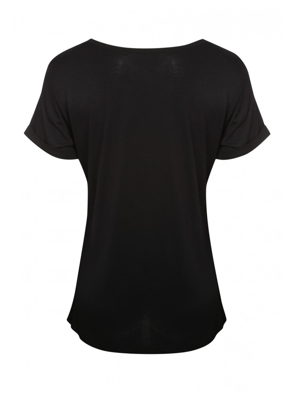 570d1b53 Home; Womens Sequin Heart Print T-shirt. Back. PreviousNext