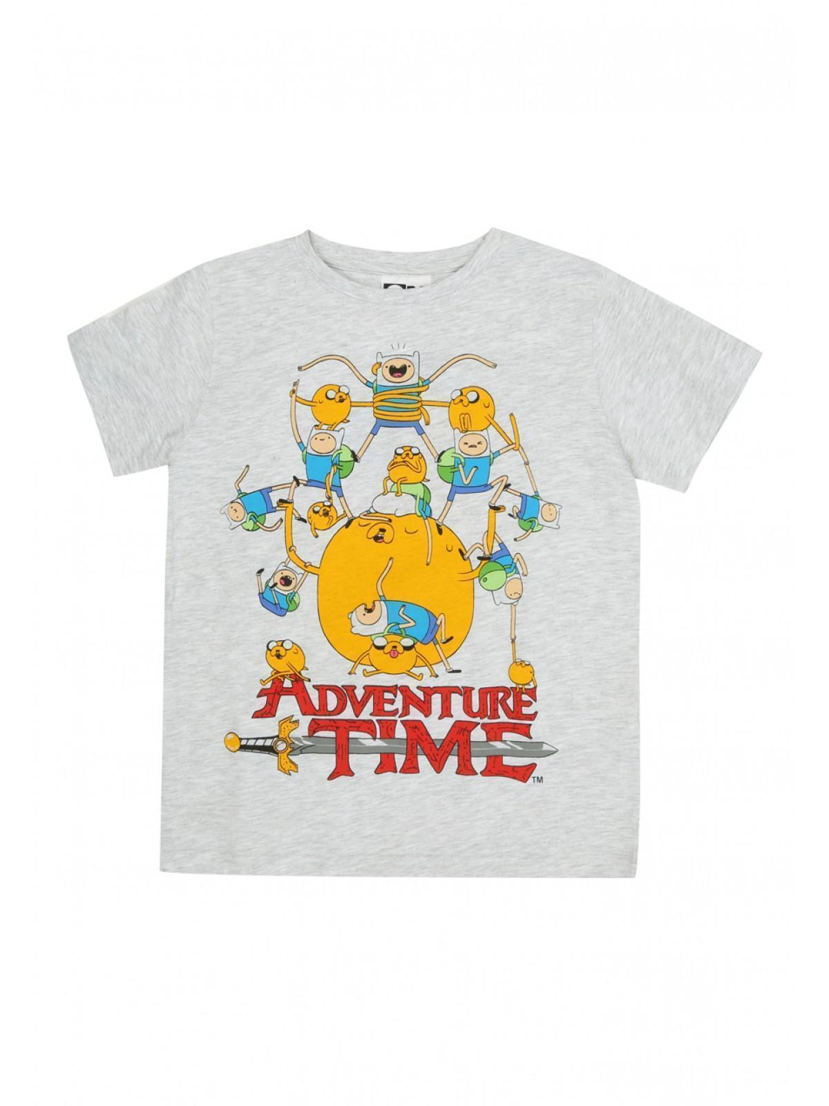 20750bc1f Home; Older Boys Adventure Time T-shirt. Back. PreviousNext