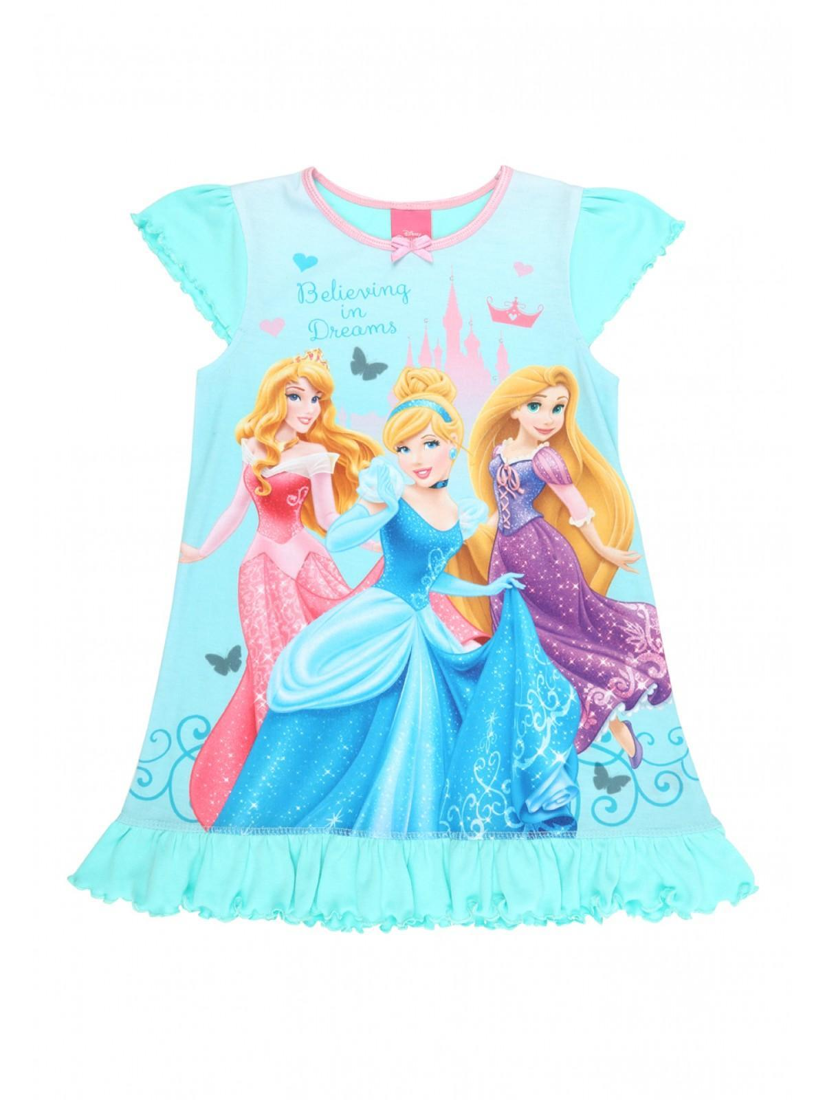 Girls disney princess nightdress peacocks thecheapjerseys Choice Image