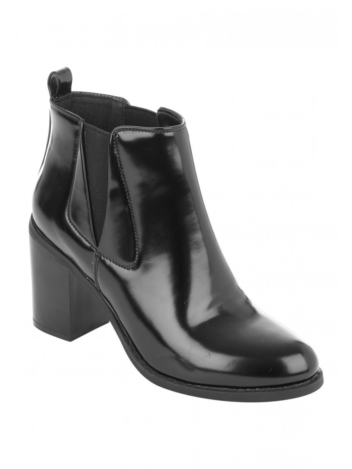 8fc3a7f727 Home; Womens Block Heel Ankle Boots. Back. PreviousNext