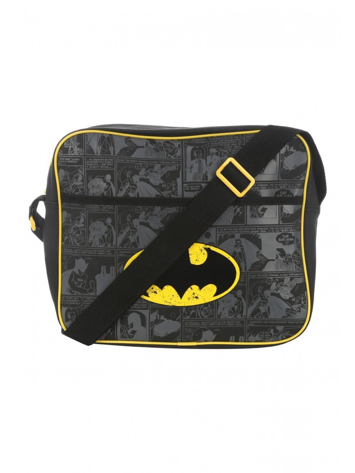 Boys Batman Messenger Bag | Peacocks