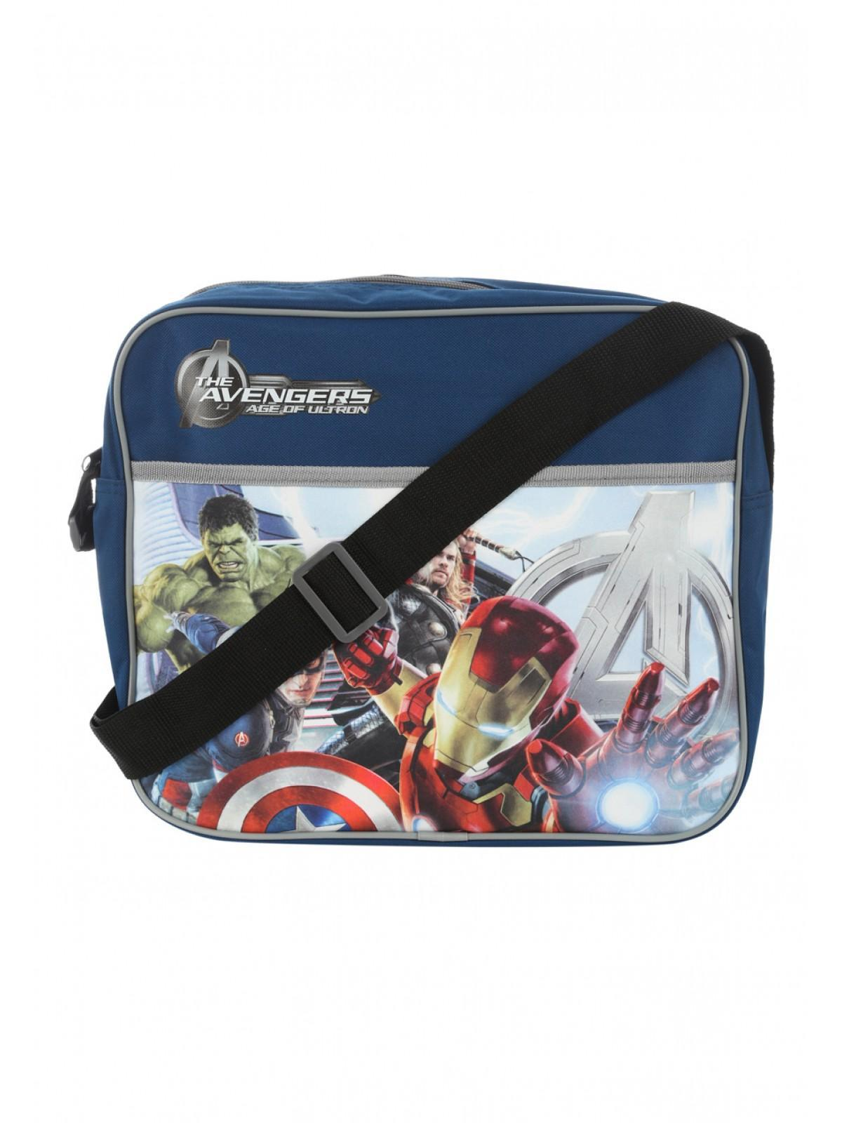 Boys Avengers Messenger Bag | Peacocks