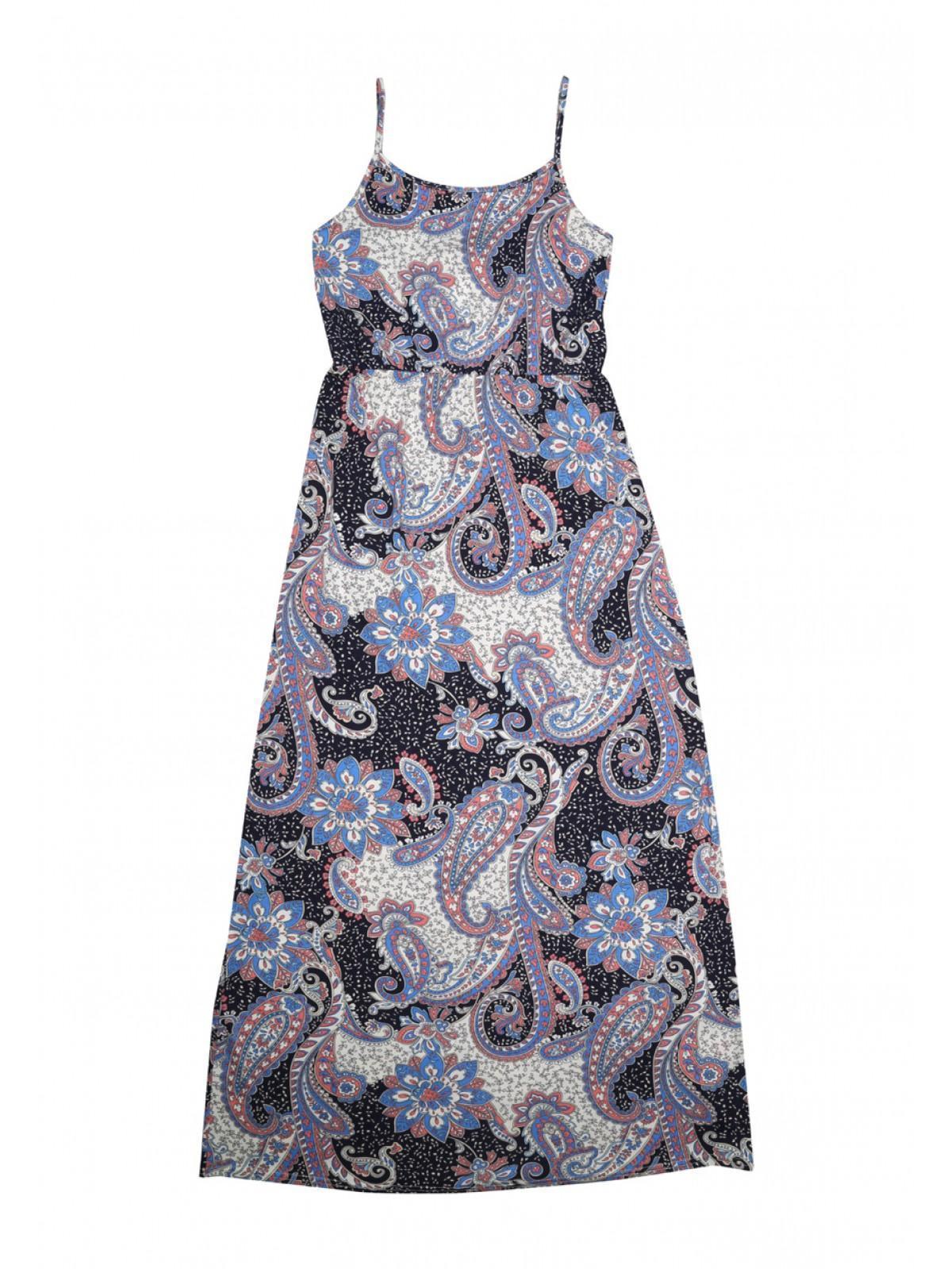 d67e094e2 Womens Older Girls Paisley Maxi Dress