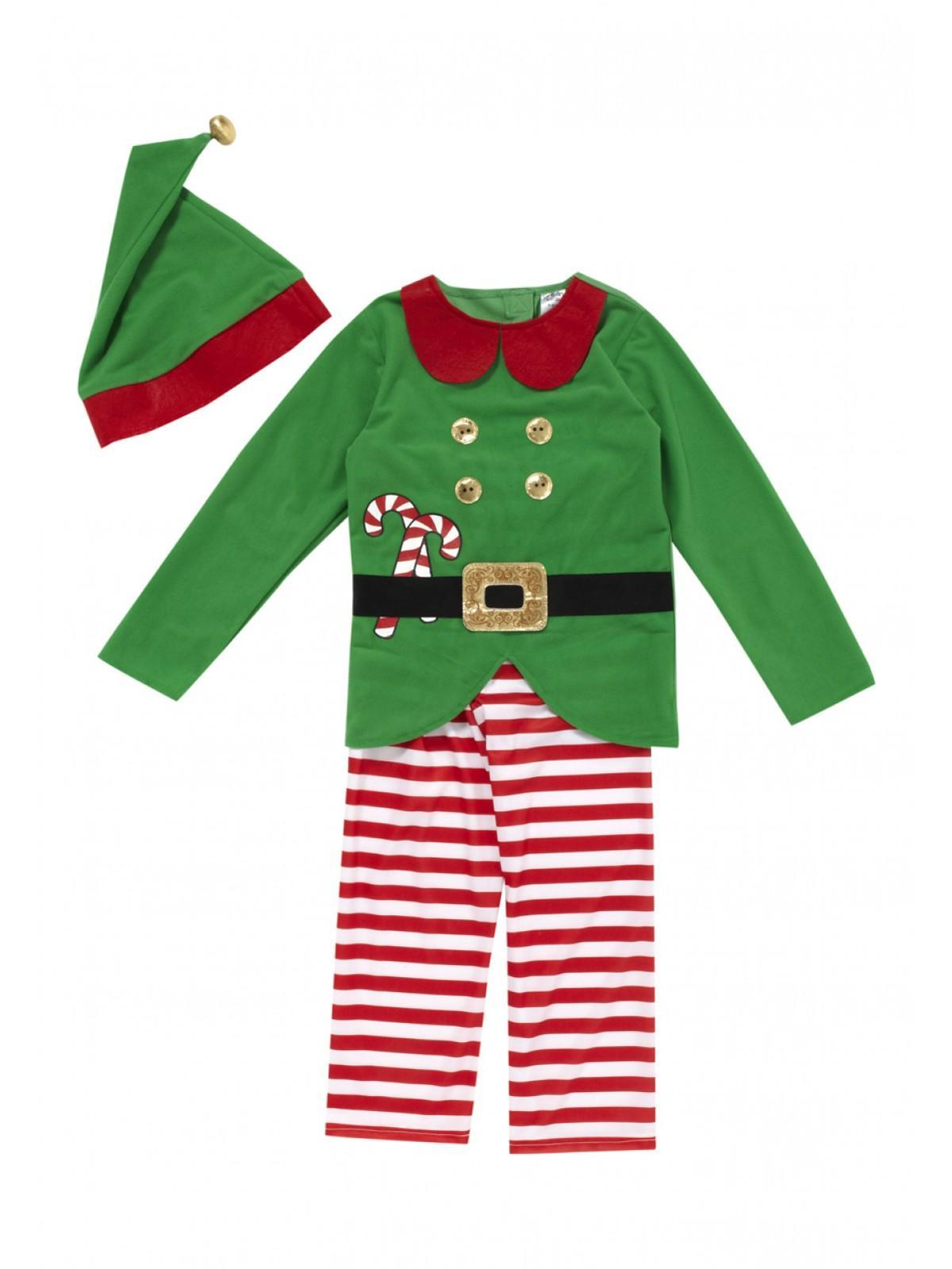Kids Elf Dress Up