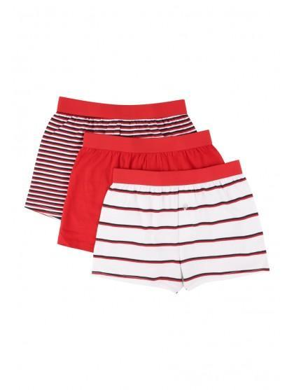 79d36f0955aa Home; Boys 3pk Red Loose Fit Boxers. Back. PreviousNext