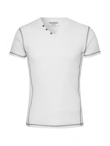 Mens Ribbed T-Shirt