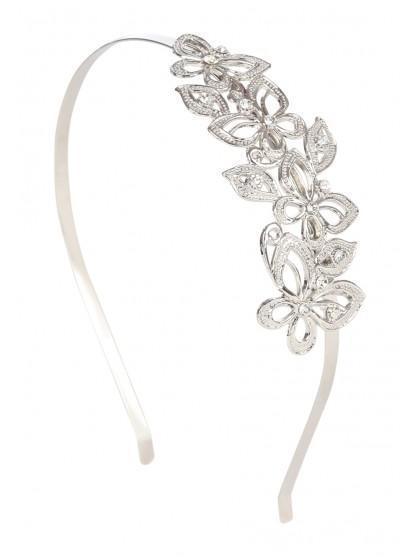 Womens Butterfly Headband