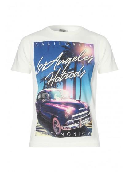 Mens LA Hotrods T-shirt
