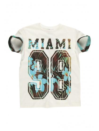 Older Boys Miami T-shirt