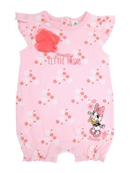 417bacc01c11 Baby Girls Disney Daisy Romper Suit