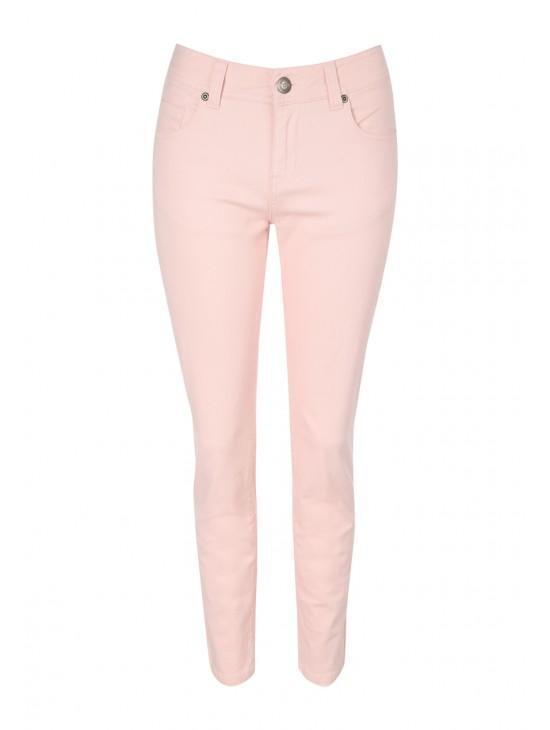 Womens Coloured Skinny Jean