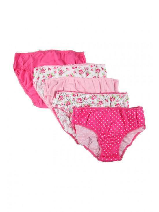 Girls 5PK Mini Brief