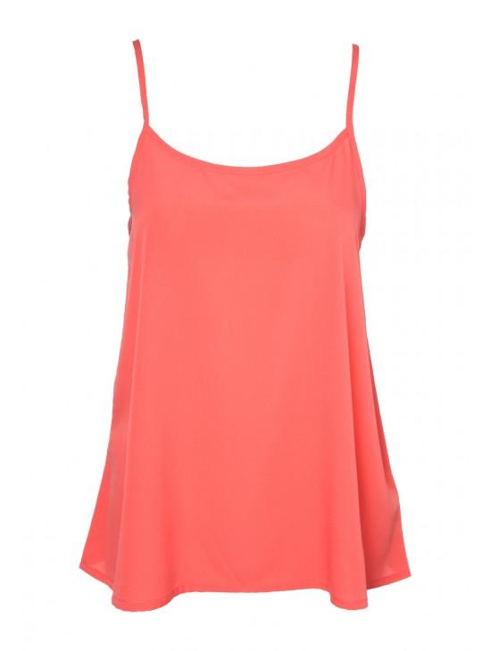Womens Woven Cami