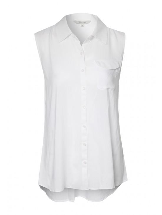 Womens Sleeveless Shirt