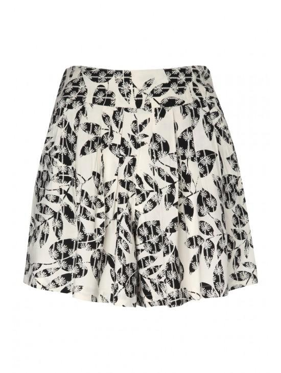 Womens Print Shorts